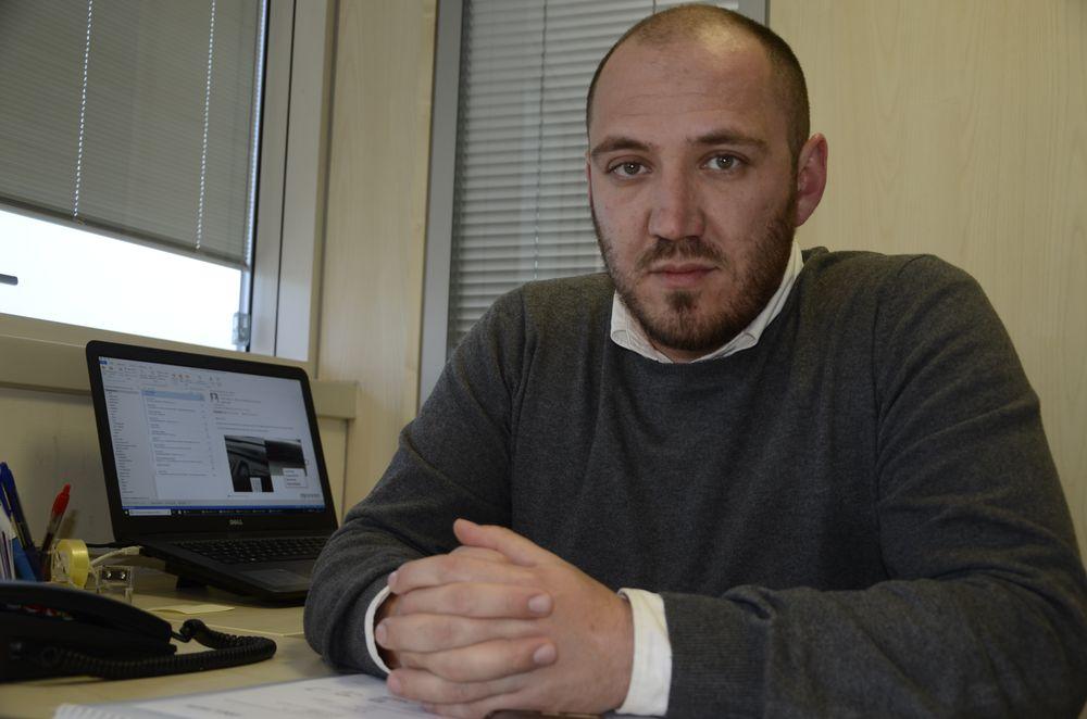 Pietro Tavoni - Tecnologo R&S Nuovi Prodotti