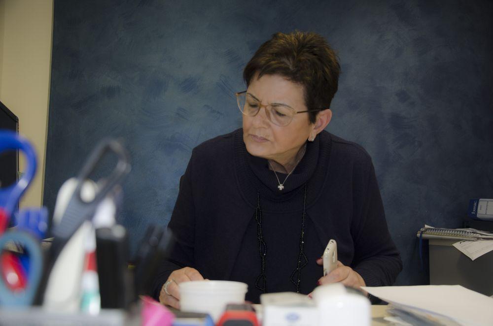 Franca Morelli - Responsabile Ufficio Amministrazione