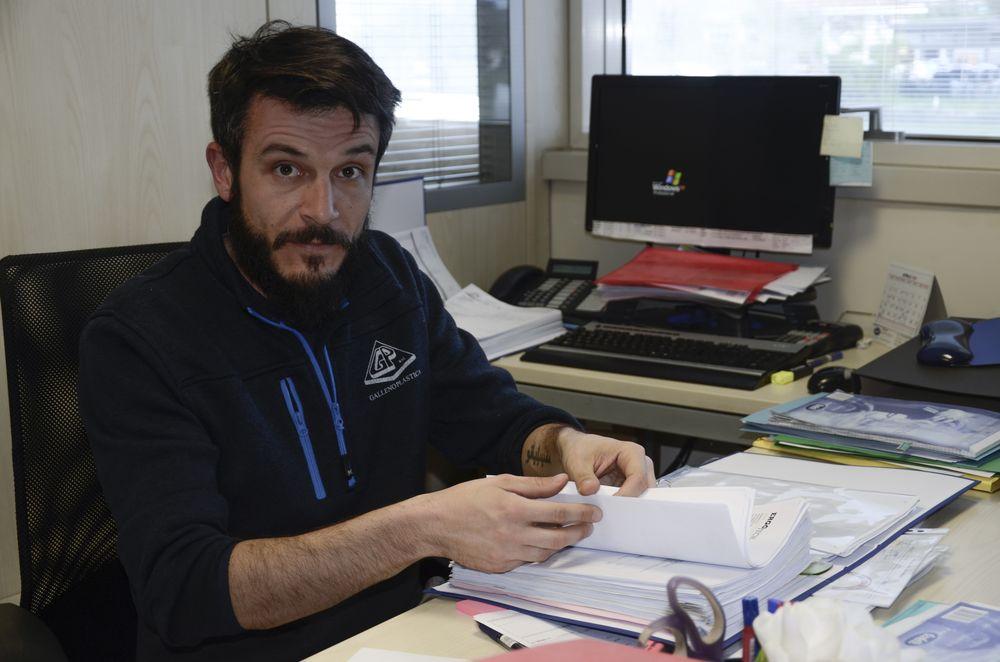 Emiliano Mariotti Responsabile Ufficio Acquisti